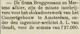 Firm Brug inschrijving Conc geb Adam 17-10-1885